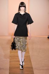 Marni Fall 2012 Paillette Embroidered Skirt
