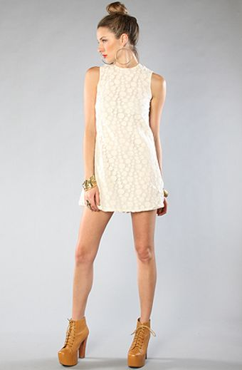 Cheap Monday The Angie Dress in White - Lyst