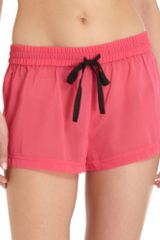 3.1 Phillip Lim Drawstring Short - Lyst