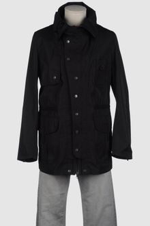 Y-3 Midlength Jacket - Lyst
