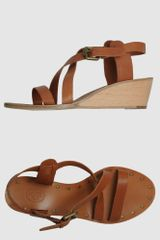 Ash Wedges - Lyst