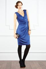 Coast Carlton Jersey Dress - Lyst