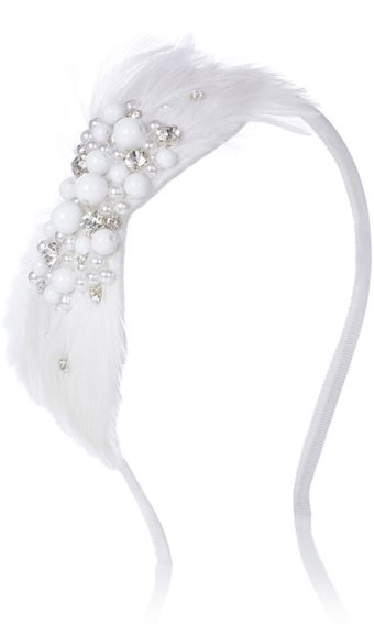Coast Delia Hairband - Lyst