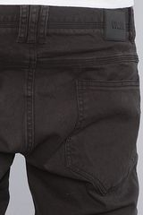 Comune The David Jeans in Soft Black Wash in Black for Men - Lyst