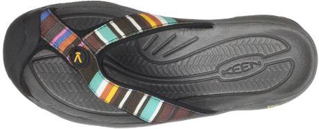 Keen Womens Waimea H2 Sandal In Multicolor Raya Black Lyst