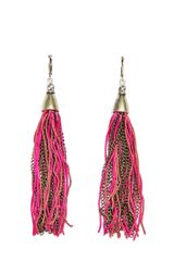 Mango Touch - Tassel Earrings
