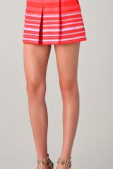 Nanette Lepore Rebel Shorts - Lyst