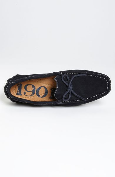 1901 Maui Driving Shoe in Blue for Men (navy