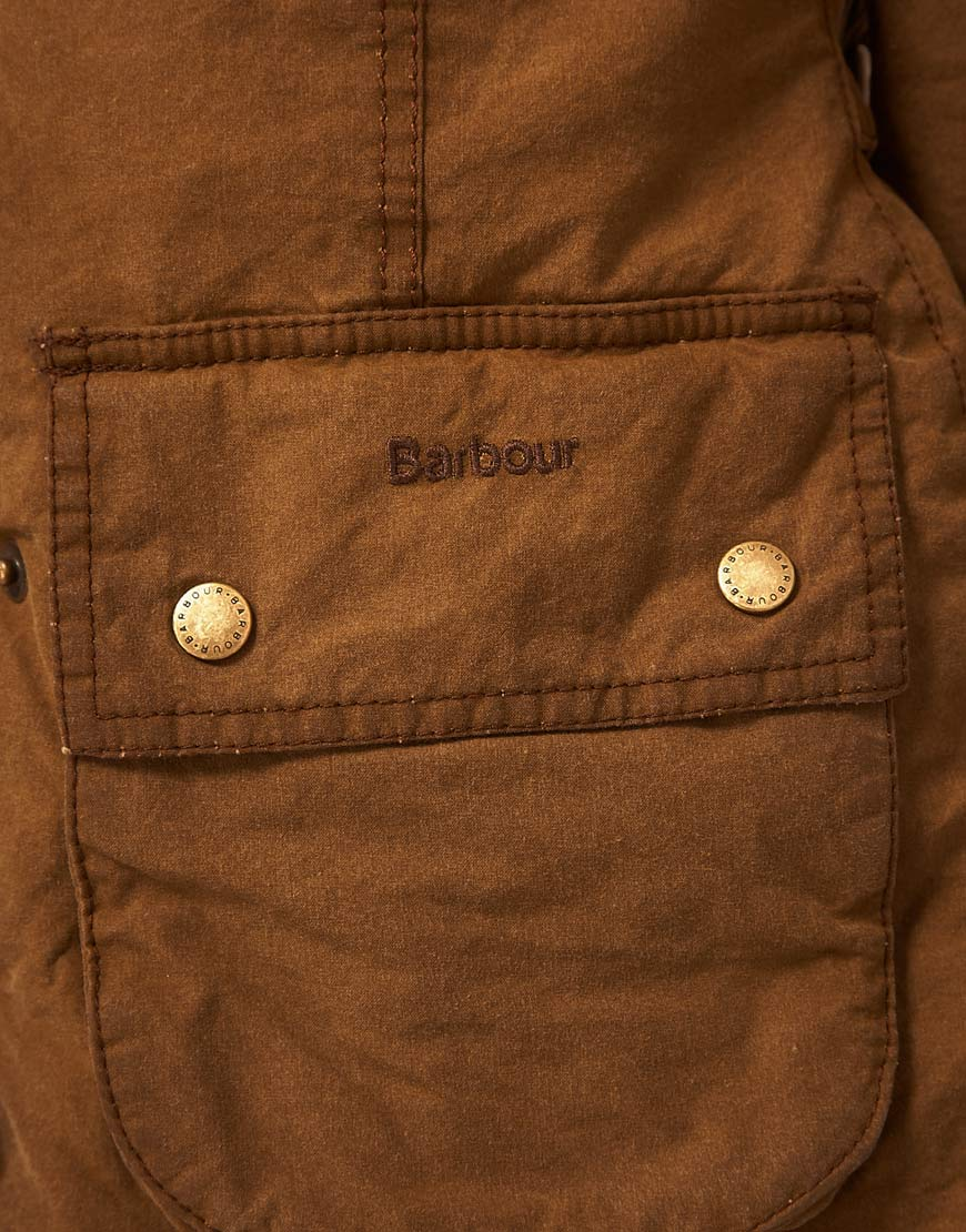 Barbour Vintage Beadnell Sandstone