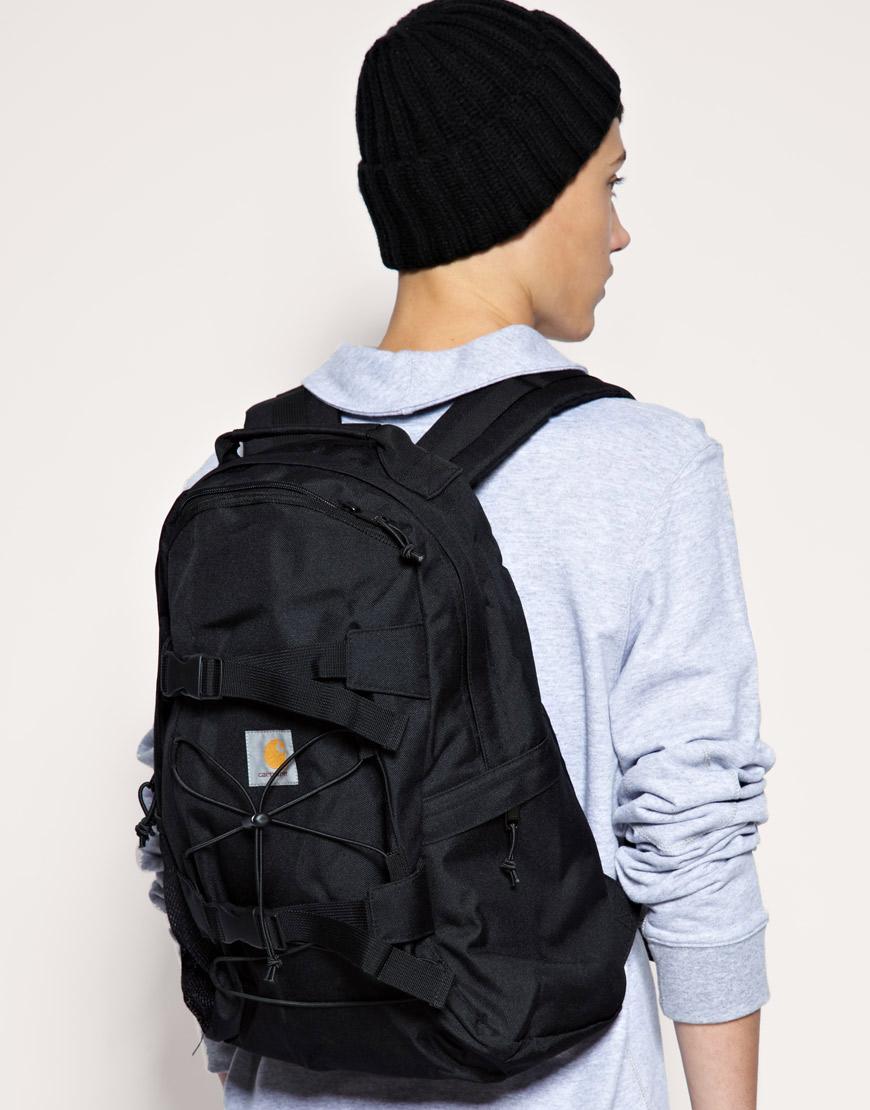 Lyst - Carhartt Kickflip Backpack in Black for Men