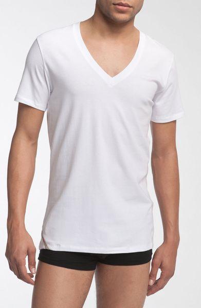 Calvin klein boyshort for women modal microfiber stretch for Mens diesel v neck t shirts