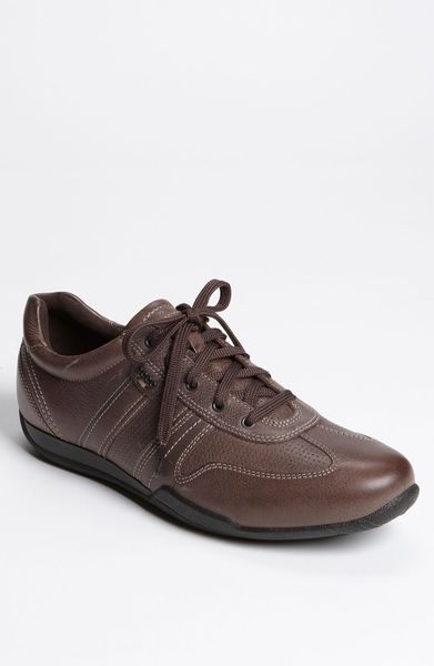 Ecco Summer Sneaker in Brown for Men (coffee/ dark clay) - Lyst