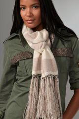 Free People Rugby Union Scarf - Lyst