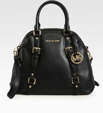Michael by Michael Kors Large Bedford Bowler Bag - Lyst