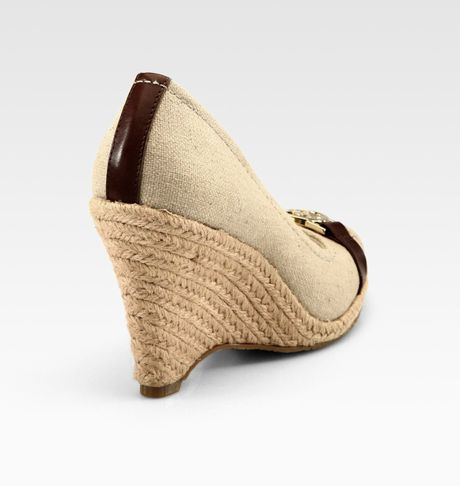 Open Toe Espadrille Wedge Espadrille Peep Toe Wedge