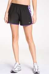 Nike Pacer Print Side Shorts - Lyst