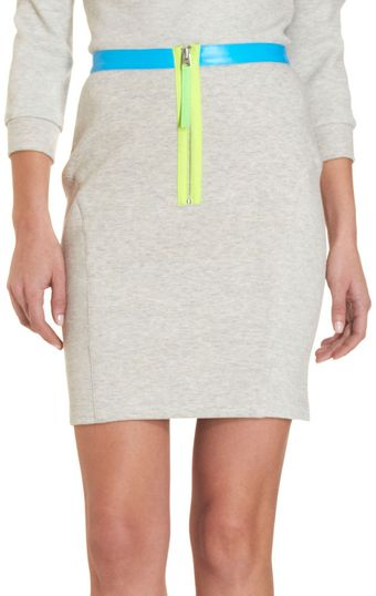 Opening Ceremony Paneled Mini Skirt - Lyst