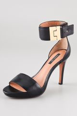 Rachel Zoe Stevie Ankle Band Sandals - Lyst