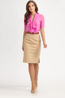 Raoul Pencil Skirt - Lyst