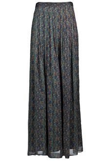 Theyskens' Theory Long Printed Skirt - Lyst
