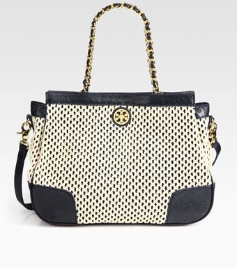 Tory Burch Adalyn Satchel - Lyst
