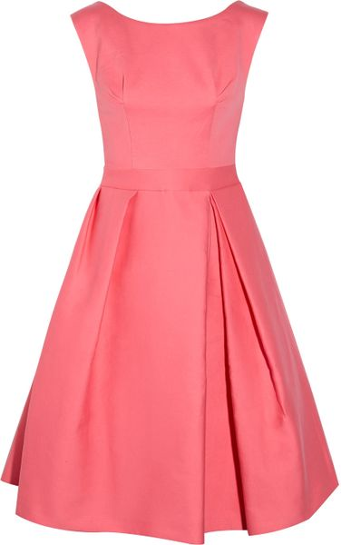 Acne Baby Cottonblend Twill Dress in Pink - Lyst