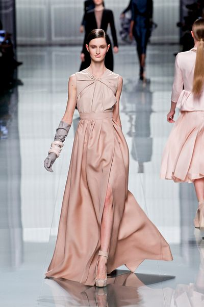 Dior Fall 2012 Runway Look 49 in  - Lyst