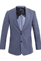E. Tautz Single-breasted Jacket - Lyst