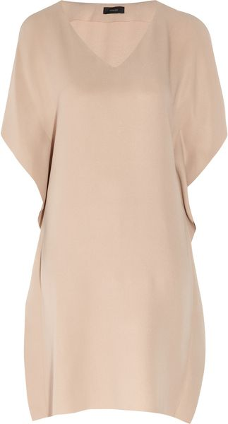 Joseph Silk-crepe Dress - Lyst