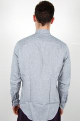 Our Legacy First Shirt Stitched Chrystal in Blue for Men - Lyst