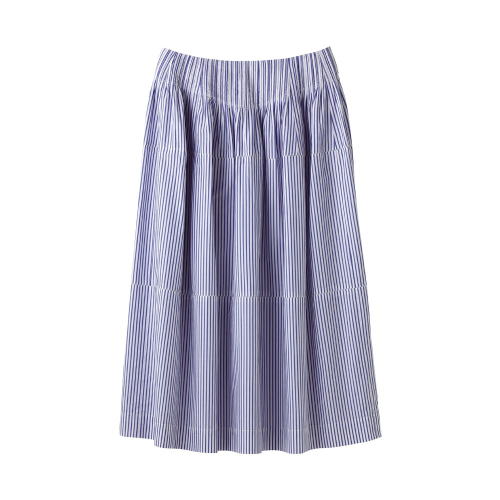 Model Marc Jacobs Women39s Accordionpleated Skirt In Black  Lyst