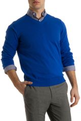 Co-op Barneys New York V-neck Sweater - Lyst