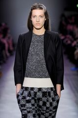 Giambattista Valli Fall 2012 Wool Top - Lyst