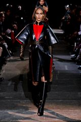 Givenchy Fall 2012 Black Knee High Leather Boots - Lyst