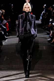 Givenchy Fall 2012 Black Jodphur Pants - Lyst
