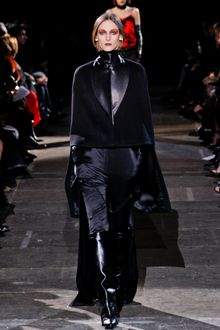 Givenchy Fall 2012 Leather Gloves - Lyst
