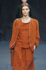 Hermes Fall 2012 Runway Look 43