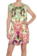 Space Printed Satin in Multicolor (multi) - Lyst