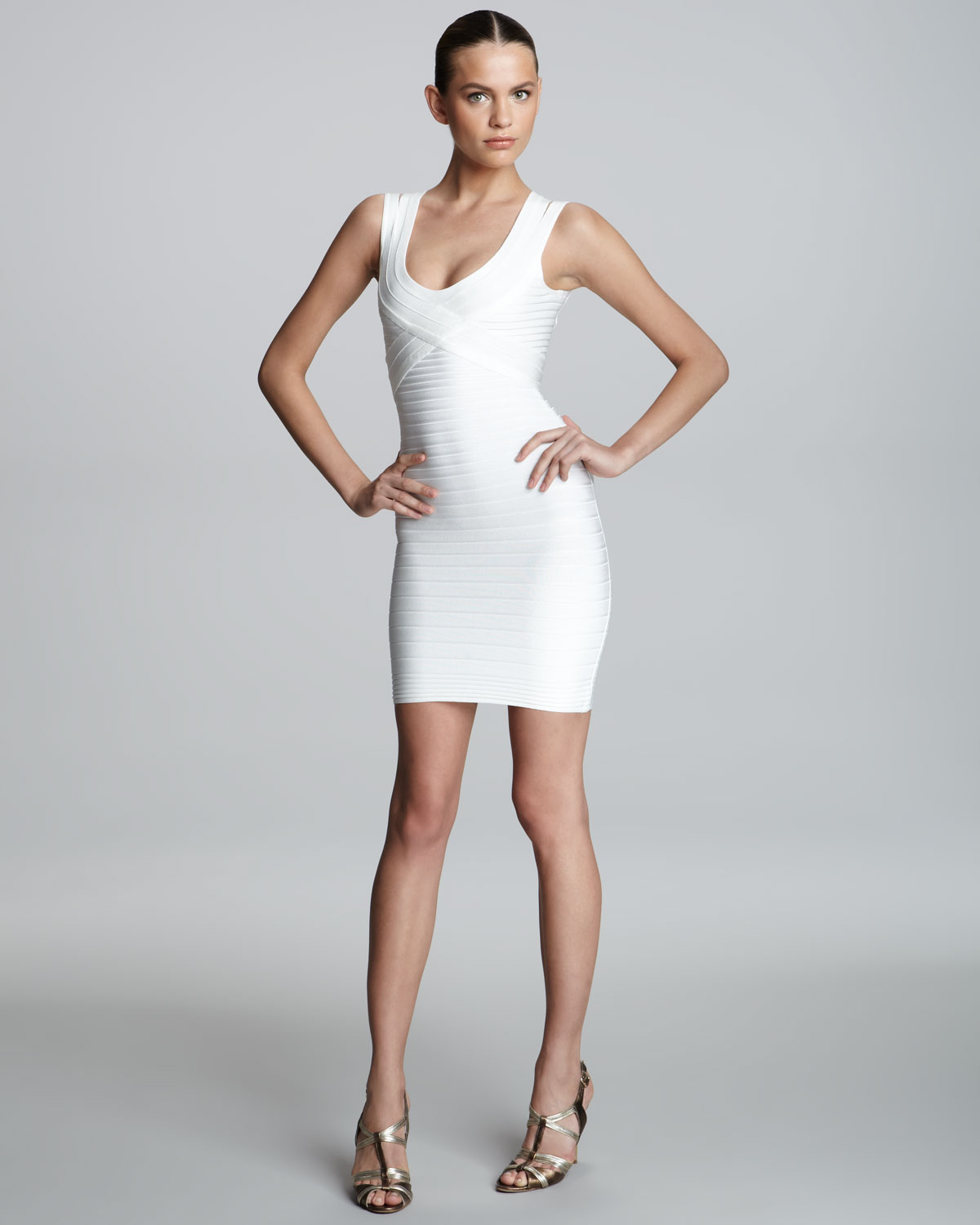 Gallery. Previously sold at: Neiman Marcus · Women's Herve Leger Bandage