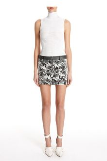 Alexander Wang Botanical Ombre Mini Skirt - Lyst