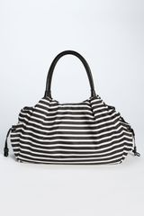 Kate Spade Stevie Baby Bag in Black (black/ cream) - Lyst