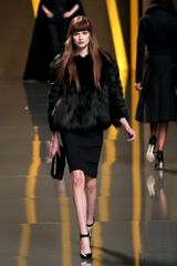 Elie Saab Fall 2012 Slim Pencil Skirt  - Lyst