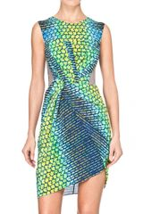 Peter Pilotto Aks Dress - Lyst