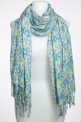 Juicy Couture Snake Scarf - Lyst