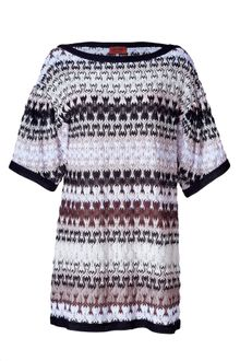 Missoni Patterned Dress - Lyst