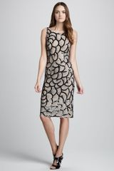 Alice + Olivia Minka Sequined Dress - Lyst