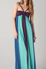 Ella Moss Skylar Maxi Dress - Lyst