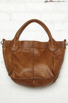 Free People Lina Leather Tote - Lyst