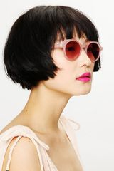 Free People Pastel Fold Away Sunglasses - Lyst