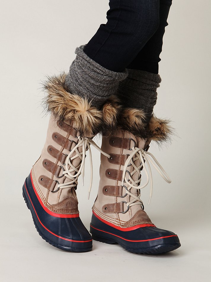 Free People Joan Of Arctic Boot In Natural Lyst